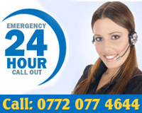 Call TJ Hayes and Son - 24 hour domestic and commercial water problems